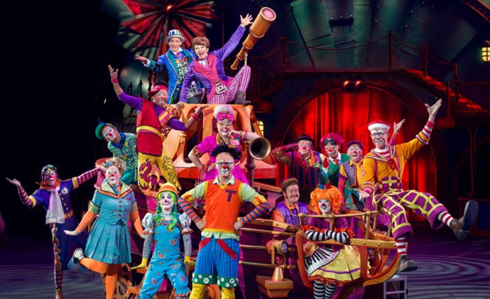 Spectacles Clowns et Cirques