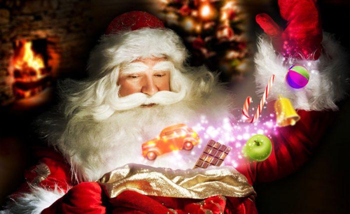 Père Noël et Décorum
